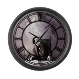 vintage-the-raven_cl.jpg Large Wall Clock