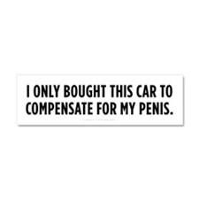 Small Cars Car Magnet 10 x 3