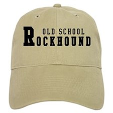 Old School Rockhound Baseball Cap