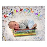 Read To Me Baby Poster
