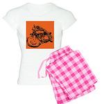 CAFE RACER NORTON Women's Light Pajamas