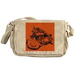 CAFE RACER NORTON Messenger Bag