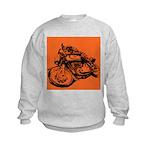 CAFE RACER NORTON Kids Sweatshirt