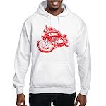 CAFE RACER NORTON Hooded Sweatshirt