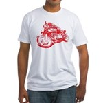 CAFE RACER NORTON Fitted T-Shirt
