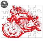 Norton Cafe Racer Puzzle