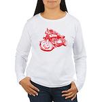 Norton Cafe Racer Women's Long Sleeve T-Shirt