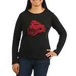 Norton Cafe Racer Women's Long Sleeve Dark T-Shirt