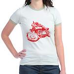 Norton Cafe Racer Jr. Ringer T-Shirt