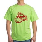 Norton Cafe Racer Green T-Shirt