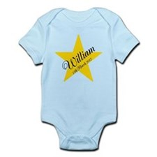 Personalized Star - Babys name and birth date Infa