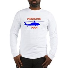 Medicine Man: HH60 Long Sleeve T-Shirt
