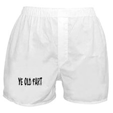 Ye Old Fart Boxer Shorts