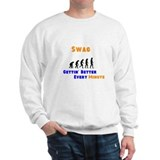 Evolutionary Swag Sweater