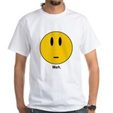 meh Smiley Face Shirt