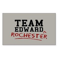 Team Edward Rochester Decal