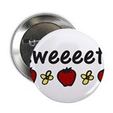 "Sweet 2.25"" Button"