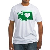 Heart in Washington T-Shirt