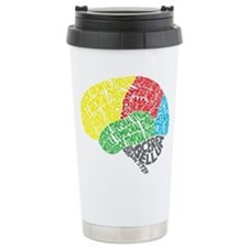 Cute Anatomy Travel Mug