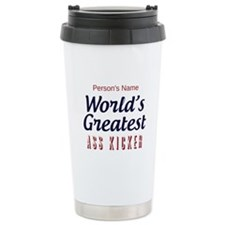 Worlds Greatest Personal Trainer Travel Mug