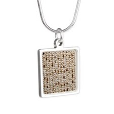 Matzo Mart Circle Necklace