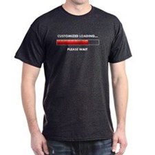 Personalized LOADING... T-Shirt