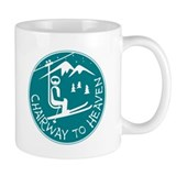 Chairway to Heaven Small Mug
