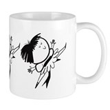 Leaping Linda Small Mug