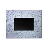 Raindrops Picture Frame