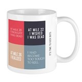 Cool Running thoughts Mug
