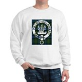 Clan Ferguson Crest Tartan Sweater