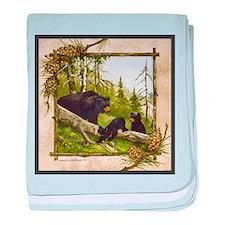 Best Seller Bear baby blanket