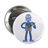 "Ukulele Robot 2.25"" Button"