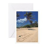Tropical Christmas Cards (Pk of 10)