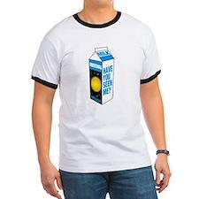 Pluto Milk Carton T