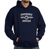 DUBUQUE ROCKS Hoody