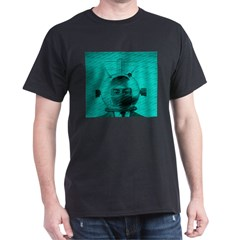The Man From Mars Dark T-Shirt