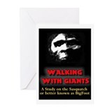 Giants Greeting Cards (Pk of 10)