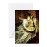 Paolo & Francesca Greeting Cards (Pk of 10)