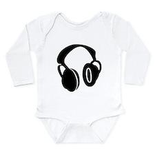 DJ Headphones Body Suit