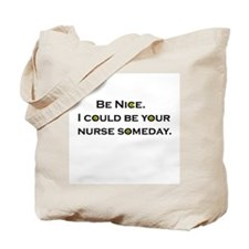 Unique Future rn Tote Bag