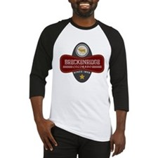 Breckenridge Natural Marquis Baseball Jersey