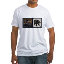 Estes Park Black Bear Badge Shirt