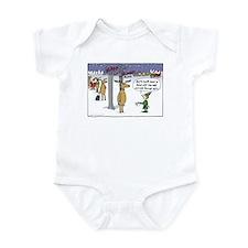 Sleigh Security Infant Bodysuit