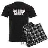 car show nut pajamas