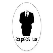 EXPECT US Decal