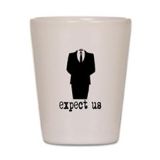 EXPECT US Shot Glass