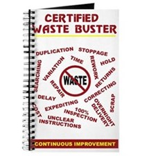 Certified Waste Buster Journal