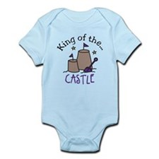 King Of The Castle Infant Bodysuit