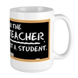 Unique New teacher Mug